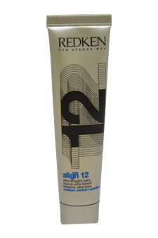 Align 12 Ultra-Straight Balm for Unisex - 0.825 oz Balm