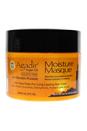 Argan Oil Moisture Masque by Agadir for Unisex - 8 oz Masque
