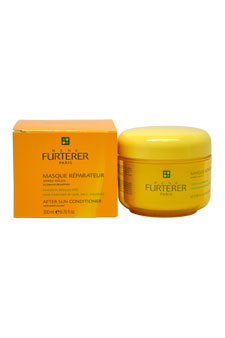 Repairing After Sun Mask by Rene Furterer for Unisex - 6.76 oz Mask $ 25.99