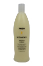 Brilliance Leave-In Cream Conditioner by Rusk for Unisex - 33.8 oz Conditioner