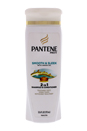 Pro-V Medium - Thick Hair Solutions 2 in 1 Frizzy to Smooth Shampoo & Conditioner by Pantene for Unisex - 12.6 oz Shampoo