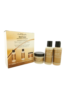 Monoi Repairing Collection by Carol's Daughter for Unisex - 3 Pc Set 2oz Repairing Shampoo, 2oz Repairing Conditioner, 1.5oz Repairing Mask $ 21.99