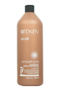 Smooth Lock Conditioner by Redken for Unisex - 33.8 oz Conditioner