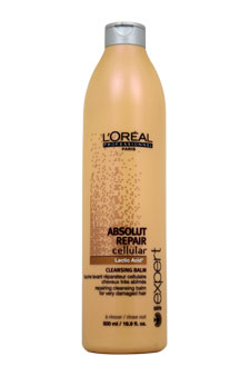 Serie Expert Absolut Repair Cleansing Balm by L'Oreal Professional for Unisex - 16.9 oz Cleansing Balm