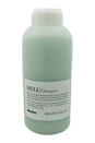 Melu Mellow Anti-Breakage Lustrous Shampoo by Davines for Unisex - 33.8 oz Shampoo