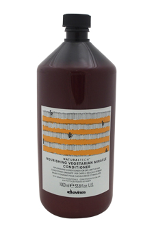 Naturaltech Nourishing Vegetarian Miracle Conditioner by Davines for Unisex - 33.8 oz Conditioner
