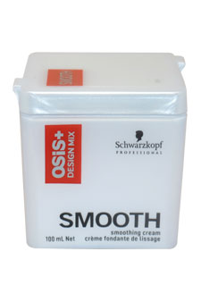 Osis + Design Mix Smooth Smoothing Cream for Unisex - 3.3 oz Cream