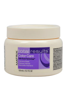 Total Results Color Care Intensive Mask for Unisex - 5.1 oz Mask