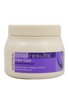 Total Results Color Care Intensive Mask for Unisex - 17 oz Mask