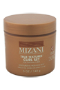 True Textures Curl Set Moisturizing High Hold Jelly - Natural Curls by Mizani for Unisex - 5 oz Jelly