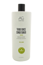 Thikk Rinse Volumizing Conditioner by AG Hair Cosmetics for Unisex - 33.8 oz Conditioner