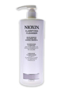 Clarifying Cleanser by Nioxin for Unisex - 33.8 oz Shampoo