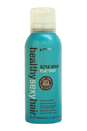 Healthy Sexy Hair Soy & Cocoa Want Flat Hair by Sexy Hair for Unisex - 4.5 oz Hairspray