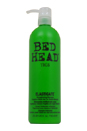 Bed Head Elasticate Strengthening Shampoo by TIGI for Unisex - 25.36 oz Shampoo