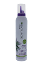 Biolage Blue Agave Hydra Foaming Conditioning Mousse Medium Hold by Matrix for Unisex - 8.25 oz Mousse