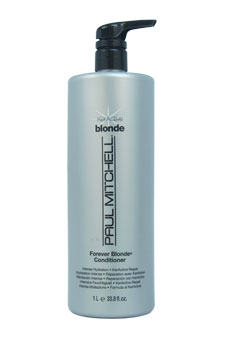 Forever Blonde Conditioner by Paul Mitchell for Unisex - 33.8 oz Conditioner
