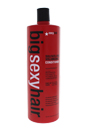 Big Sexy Hair Color Safe Volumizing Conditioner by Sexy Hair for Unisex - 33.8 oz Conditioner