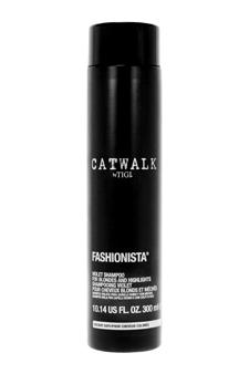 Catwalk Fashionista Violet Shampoo by TIGI for Unisex - 10.14 oz Shampoo