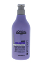 Liss Unlimited Keratinoil Complex Shampoo by L'Oreal Professional for Unisex - 16.9 oz Shampoo