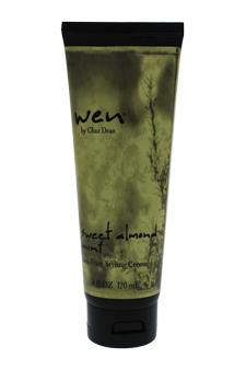 Wen Sweet Almond Mint Anti-Frizz Styling Cream by Chaz Dean for Unisex - 4 oz Cream