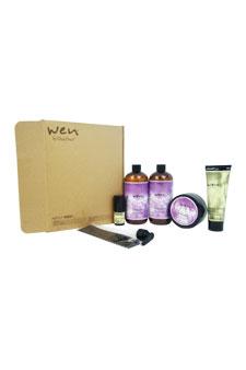 Wen Hair Care Deluxe Kit - Lavender