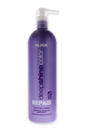 Deepshine Color Repair Sulfate-Free Shampoo by Rusk for Unisex - 25 oz Shampoo