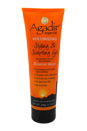 Argan Oil Volumizing Styling & Sculpting Gel Xtreme Hold by Agadir for Unisex - 8.7 oz Gel