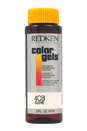 Color Gels Permanent Conditioning Haircolor 4CB - Clove by Redken for Unisex - 2 oz Hair Color