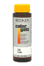 Color Gels Permanent Conditioning Haircolor 7R - Flame by Redken for Unisex - 2 oz Hair Color