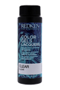 Color Gels Permanent Conditioning Haircolor - Clear by Redken for Unisex - 2 oz Hair Color