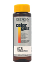 Color Gels Permanent Conditioning Haircolor 5CB - Sandalwood by Redken for Unisex - 2 oz Hair Color