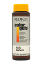 Color Gels Permanent Conditioning Haircolor 5RB - Manzanita by Redken for Unisex - 2 oz Hair Color