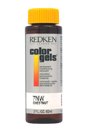 Color Gels Permanent Conditioning Haircolor 7NW - Chestnut by Redken for Unisex - 2 oz Hair Color