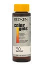 Color Gels Permanent Conditioning Haircolor 7RO - Marigold by Redken for Unisex - 2 oz Hair Color