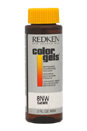 Color Gels Permanent Conditioning Haircolor 8NW - Safari by Redken for Unisex - 2 oz Hair Color