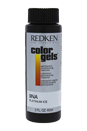 Color Gels Permanent Conditioning Haircolor 9NA - Platinum Ice by Redken for Unisex - 2 oz Hair Color