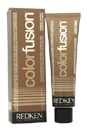 Color Fusion Advanced Performance color Cream 12AB - Ash/Blue by Redken for Unisex - 2 oz Hair Color