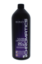 Chromatics Oil In Cream Developer -20 Volume 6% by Redken for Unisex - 32 oz Cream