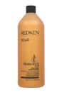 Diamond Oil Shampoo by Redken for Unisex - 33.8 oz Shampoo