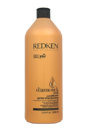 Diamond Oil Conditioner by Redken for Unisex - 33.8 oz Conditioner
