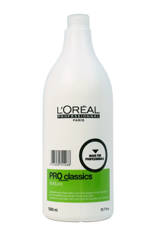 Pro Classics Texture Shampoo - Pre Straightening and Perming