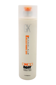 Hair Taming System The Best Juvexin Treatment by Global Keratin for Unisex - 33.8 oz Treatment