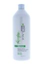 Biolage Advanced Fiberstrong Intra-Cylane + Bamboo Shampoo For Weak-Fragile Hair by Matrix for Unisex - 33.8 oz Shampoo