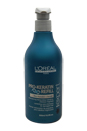 Serie Expert Pro-Keratin Refill Correcting Care Shampoo by L'Oreal Professional for Unisex - 16.9 oz Shampoo