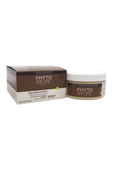 Phytospecific Deep Repairing Cream Bath - Damaged & Brittle Hair by Phyto for Unisex - 6.8 oz Cream