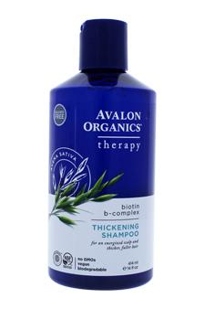 Biotin B-Complex Therapy Thickening Shampoo