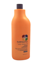 Curl Complete Shampoo by Pureology for Unisex - 33.8 oz Shampoo
