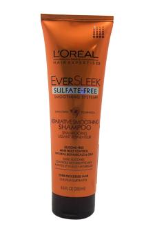 EverSleek Sulfate-Free Reparative Smoothing Shampoo by L'Oreal Paris for Unisex - 8.5 oz Shampoo