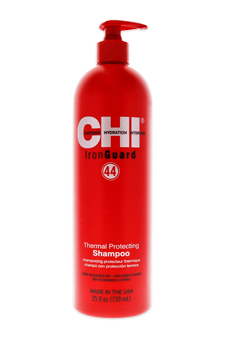 44 Iron Guard Thermal Protecting Shampoo by CHI for Unisex - 25 oz Shampoo