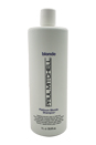 Platinum Blonde Shampoo by Paul Mitchell for Unisex - 33.8 oz Shampoo